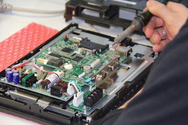 HMI repair